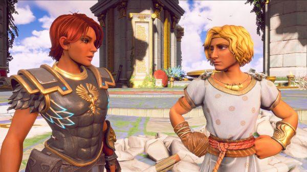 Immortals Fenyx Rising in-game screenshot